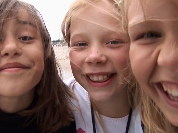 Imageclip für RUF Kinderreisen